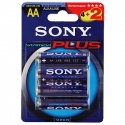 Sony LR6-4+2 STAMINA PLUS [AM3B4X2A]