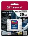 Transcend SDHC 16Gb Class 10 UHS-I 300x