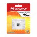 Transcend MicroSD 16Gb Class 4 без адаптера