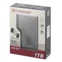 Transcend StoreJet 25A3 HDD 1 TB(TS1TSJ25A3K)