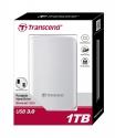 Transcend StoreJet 25D3 HDD 1 TB(TS1TSJ25D3W  )
