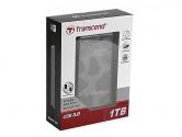 Transcend StoreJet 25D3 HDD 1 TB(TS1TSJ25D3 )