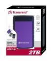 Transcend StoreJet 25H3 HDD 2 TB(TS2TSJ25H3P   )