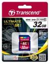 Transcend SDHC 32Gb Class 10 UHS-I 600x
