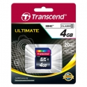 Transcend SDHC 4Gb Class 10