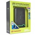Transcend StoreJet 25М3 HDD 500 GB(TS500GSJ25M3  )