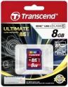 Transcend SDHC 8Gb Class 10 UHS-I 600x