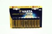 VARTA LONGLIFE EXTRA 4106 BL10