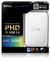 "Silicon Power /USB 3.0 /2.5""  Diamond D 20 500 GB"