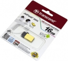 Transcend JetFlash  380G  16 GB  (USB+microUSB) for Android smar