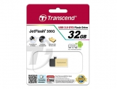 Transcend JetFlash  380G  32 GB  (USB microUSB) for Android smar
